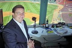 Red Sox Announcer Dave O'Brien